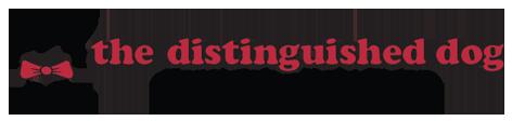 The Distinguished Dog Logo